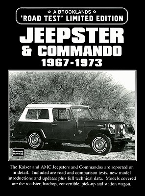 Jeepster & Commando 1967-1973 By Clarke, R. M.